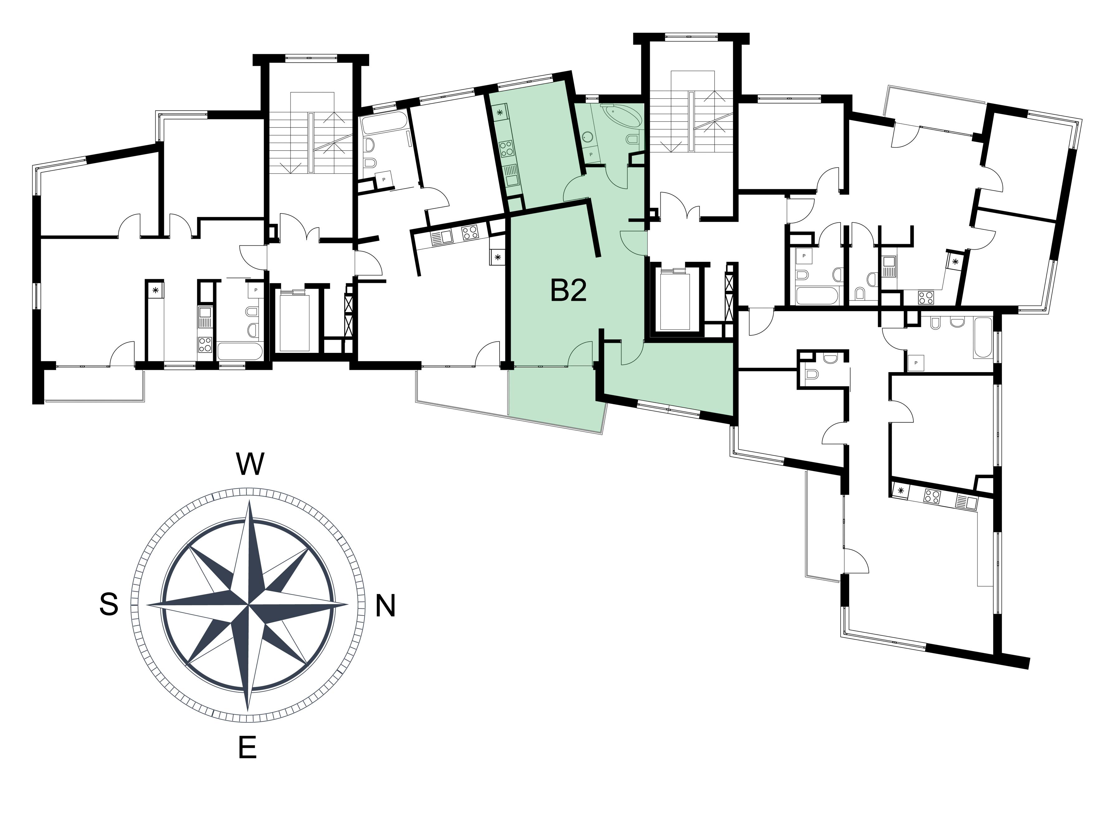 Bud B - 12.07 2D _ 2. Piętro