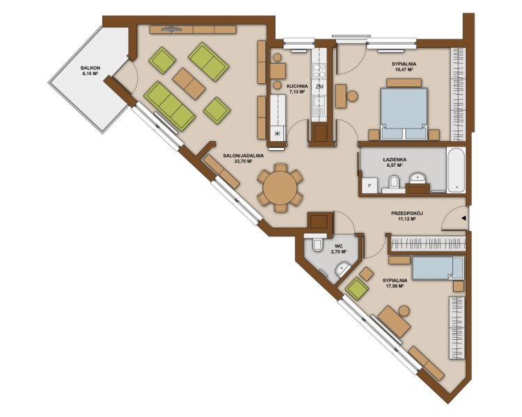nowe apartamenty kraków